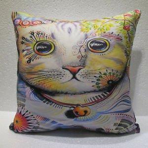 Cat design pillow cushion cover home decor modern decoration sofa cover throw 31