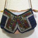 1 of a kind Turkoman emroidery Suzani bag turkish embroidery fine suzani bag 043