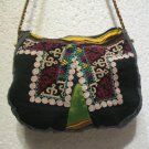 Vintage bag embroidery bag suzani fabric antique Turkish bag vintage purse c 047