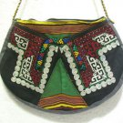 Vintage bag embroidery bag suzani fabric antique Turkish bag vintage purse c 021
