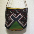 Vintage bag embroidery bag suzani fabric antique Turkish bag vintage purse c 062