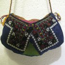 Vintage bag embroidery bag suzani fabric antique Turkish bag vintage purse c 052