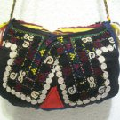1 of a kind Turkoman emroidery Suzani bag turkish embroidery fine suzani bag 036