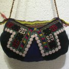 1 of a kind Turkoman emroidery Suzani bag turkish embroidery fine suzani bag 034