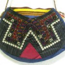 Vintage bag embroidery bag suzani fabric antique Turkish bag vintage purse c 013