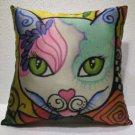 Modern art pillow cushion home decor modern decoration sofa cover throw 53