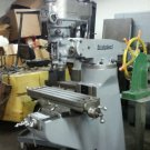VARI SPEED BRIDGEPORT MILLING MACHINE