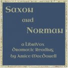 Saxon and Norman  Amice MACDONELL Mp3 CD Audiobook