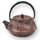 Copper Bamboo Teapot