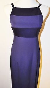 Purple Dave and Johnny Formal Dress Size 6