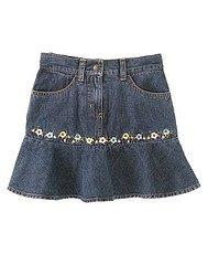 Equestrian Club Floral Flounce skirt