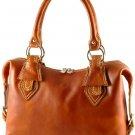 """""""anastasia"""" Italian Leather Handbag"""