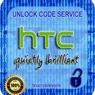 AT&T HTC ONE X S V M7 M8 DESIRE 601 510 320 Unlock Code Fast Service 30m -24h