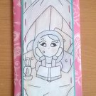 Handmade 'Camp Out' Bookmark