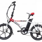 Quadrini Mini Max Folding Electric Bicycle