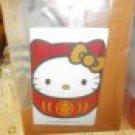 2015 Mcdonald's Hello Kitty Hong Kong Bubbly Day HELLO KITTY TASTY CARD Limited