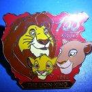 Japan Disney Pin 100 Years of Magic - LION KING 1994 LE
