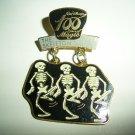 Japan Disney Pin 100 Years Of Magic -THE SKELETON DANCE 1929 LE