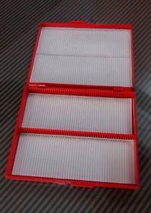 Microscope Slide Storage Plastic Box Case 100 Slot Index