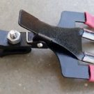 3x Burette Clamp Mild Steel Chrome Plated