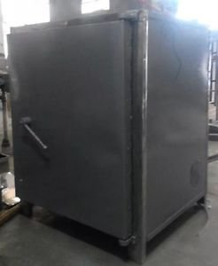 "Drying Industrial Oven New for Powder Coating 36""x24""x24"""