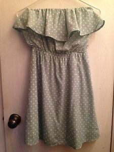 "NWOT Francesca's Collection Polkodot Dress Size Small ""Beautiful Dress""!!"