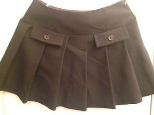 TRINA TURK Ruffle Mini Skirt Size 0