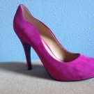 NWOB Nine West Suede Leather Upper High Heels Size 9.5