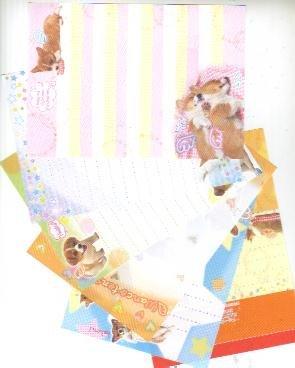 Japan San-x Wanco Tenshi Papers