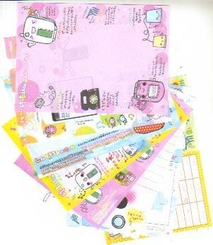 Japan Cru-x Handphone San Papers