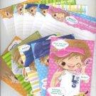 Japan Kamio Super Happy Girl Fashion Lettersets