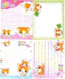 Japan Kamio Angel Kitten Memos