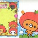 Japan Kamio Apple Kuma Chan Memos