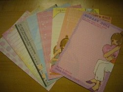 Japan Q-Lia Sugary Doll Papers