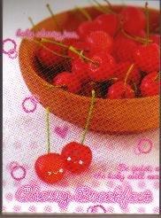 Japan Preco Cherry Breakfask Memos