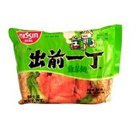 Japan Brand Nissin Instant Noodle - Chicken Favour