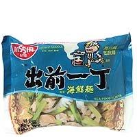 Japan Brand Nissin Instant Noodle - Seafood Favour