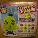 DIY Magnet Photo Frame (Pear)