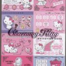 Japan Sanrio Charmmy Kitty 8 in 1 Notepad (large memo pad) kawaii