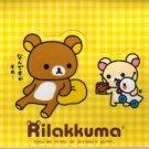 Japan San-x Rilakkuma X'mas Card w/ Envelope #1
