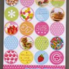 JAPAN Preco Candy Sweets Memopad KAWAII