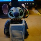 Japan Disney Stitch Fold Handphone Strap Plush Kawaii