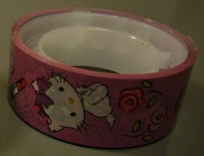 Japan Sanrio Charmmy Kitty Deco Tape KAWAII