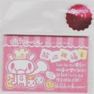 Taiwan Giligowla Rabbit 13 Best Wishes Cards Pack KAWAII