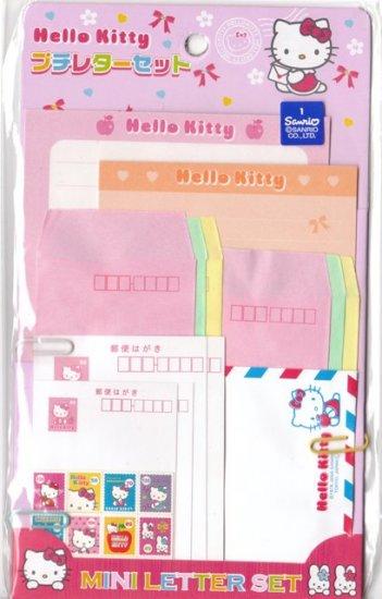 Japan Sanrio Hello Kitty Memosets Pack KAWAII