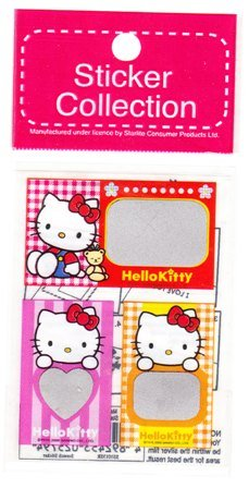 Japan Sanrio Hello Kitty Secret Sticker KAWAII