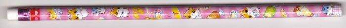 Japan Lemon Hamster Cafe Pencil (pink)