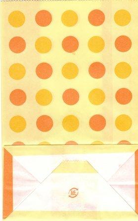 Japan Polka Dots Paper Gift Bags KAWAII