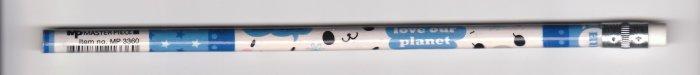 Japan Cute Animal Face Pencil KAWAII (blue)