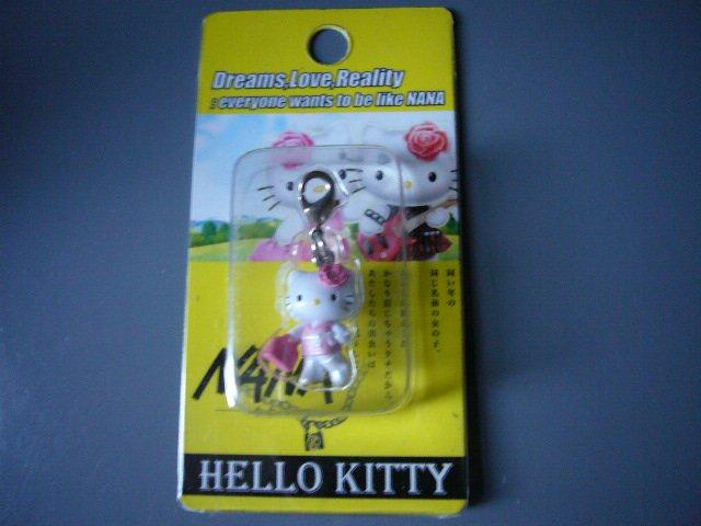 JAPAN Hello Kitty Nana Hanging Button KAWAII